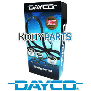 DAYCO TIMING BELT KIT - for Volvo 740 2.3L DOHC (B234F engine) 1989-90 KTB349E