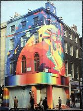 THE BEATLES POSTER PAGE . 1967 APPLE BOUTIQUE SHOP 94 BAKER STREET LONDON . I55