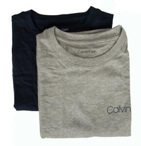 T-shirt à col ras du cou pour homme, lot de 2, CK CALVIN KLEIN B70B700187 2PK TE