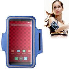 Bracciale Fascia da braccio Sport per ONEPLUS ONE Armband fitness corsa - Blu