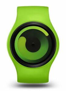 Ziiiro Gravity Watch Green - mens ladies unisex designer ziiro zero