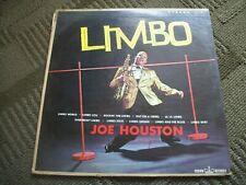 JOE HOUSTON----LIMBO---VINYL ALBUM