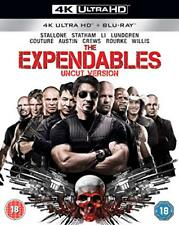 The Expendables 4K [Blu-ray] [2018] [DVD][Region 2]