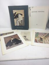 Skira Color Prints Japanese Painting Colorplates Asian Art