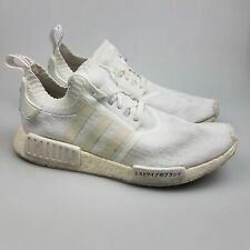 Men's ADIDAS 'NMD R1 Japan' Sz 10.5 US Runners White VGCon | 3+ Extra 10% Off
