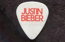 JUSTIN BIEBER 2012 Believe Tour Guitar Pick!!! DAN KANTER custom concert stage
