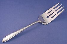 Silver Flutes- Towle Sterling Cold Meat Fork