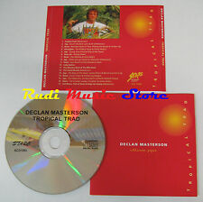 CD DECLAN MASTERSON Tropical trad jigs reels slow air full moon(Xs5)no mc lp dvd