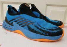 K Swiss Aero Knit Tennis Shoes Brilliant Blue Neon Orange Size 11
