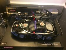 1/24 Scale Carrera Exclusiv Black Ferrari 575 GTC Slot Car W/Box