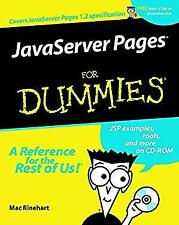 JavaServer Pages for Dummies by Rinehart, Mac