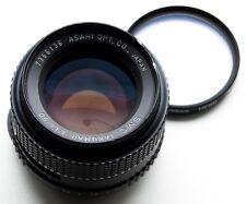 Tornillo de montaje SMC TAKUMAR PENTAX M42 50mm f/1.4 rápido Sharp ingenioso cincuenta Lente principal