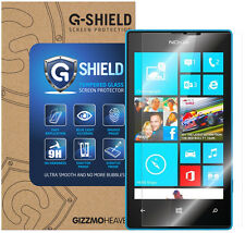 G-Shield® Vitre Film Protection en Verre Trempé d'écran Nokia Lumia 520