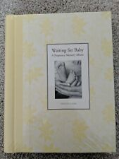 NEW sealed Waiting for Baby A Pregnancy Memory Album Tracey Clark Spiralbound