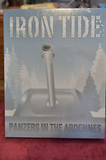 Iron Tide: Panzers in the Ardennes - Pac Rim Publishing - New in Shrink - OOP