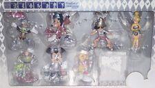 Disney Store 25th Anniversary Ornaments Tink Pinocchio Buzz Pooh Minnie Mickey