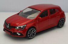 Norev 3 inches 1/60 .multigam. Renault Megane Rs rouge. Neuf en boite