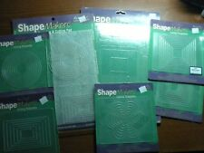 Accucut ShapeMakers Template Bundle Retired!