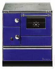 Küchenherd Westminster Wamsler K176A 70cm blau Stahl Ans. rechts