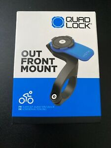 Quad Lock Out Front Bike Mount (Mount Only)