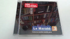 "CD ""EL DISC DE LA MARATO TV3"" CD 17 TRACKS 2008 ESTOPA LOVE OF LESBIAN"