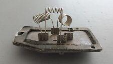 1984-1987; C4; A/C Blower Fan Motor Speed Module Resistor; USED Corvette
