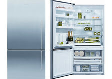 Fisher and Paykel E522BLXFD4 Frost Free Fridge Freezer Stainless Steel FA8006