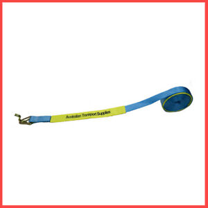 10 X (50MM X 9M X 2500KG) Replacement Strap Heavy Duty