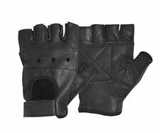 Leather Cycling Gloves and Mitts