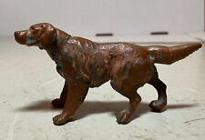 Wiener Bronze Setter Patina 11 cm Länge