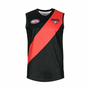 Essendon Bombers AFL Footy Mens Jumper Guernsey Jersey size M
