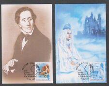 Serbia & Montenegro - 2005, Hans Christian Anderson set on Postcards - SG 141/2