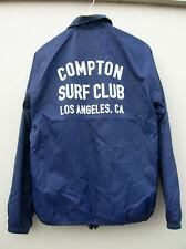 vintage compton surf club jacket surfboard clothing surfing La vans skateboard