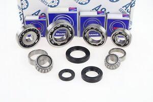 Suzuki Swift & Ignis 1.3 inj Gearbox O.E.M Bearing & Seal Rebuild Kit