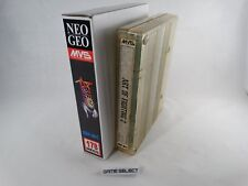 ART OF FIGHTING 2 - NEO GEO MVS NEOGEO ARCADE ORIGINALE + BOX MINI NEOMINIBOX