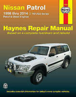 Nissan Patrol Y61/GU 1998-2014 Repair Manual