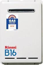 RINNAI B16 BUILDERS CONTINUOUS HWS - NATURAL GAS 60° - B16N60