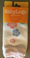 *NWT* BabyLegs Brand* Leg Warmers/Arm Warmers In Tranquility Print* Light Pink