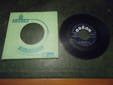 VINYLE 45 T THE BEATLES TWISTE ET CHANTE ODEON 7 SO 10091