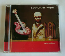 SONS OF JIM WAYNE - SWEET MADONNA CD NM Cond