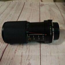 Vivitar 55mm 1:4.0 80-200mm Macro Focusing Zoom Canon MC No.77531757