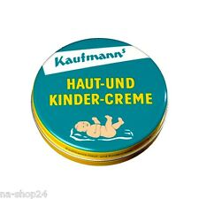 (50,53 €/ 100ml) 75ml Kaufmann's Skin and Child Cream Babycreme Baby