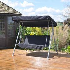 Balancines de terraza y jardín de poliéster con hasta 3