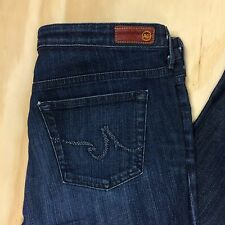 AG Adriano Goldschmied The Elite Jeans Women's 32 x 27.5 Boot Cut Zip Fly