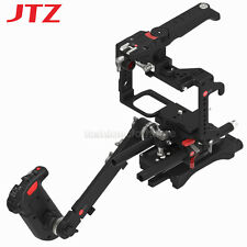 US JTZ DP30 Camera Cage Baseplate Shoulder Rig For Panasonic GH3 GH4 GH5 GH5s