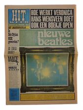 HITWEEK Magazine 17 February 1967 Beatles Rolling Stones Bob Dylan John Mayall