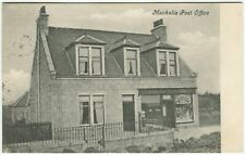 More details for muchalls post office - kincardineshire postcard (p3527)
