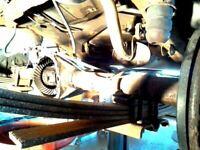 """Rear Axle 4WD 7-5/8"""" Ring Gear Opt GU6 Fits 95-97 BLAZER S10/JIMMY S15 363005"""