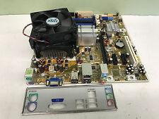 HP ASUS PAVILION IPIBL-LB  Motherboard 462797-001 W/CPU, FAN, IO PLATE