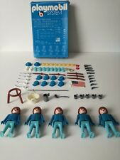 Playmobil 3242 v1 - Union Soldiers COMPLETE in rare LINEART BOX (klicky, OVP)